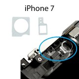 Plastic Holder Brackets for iPhone 7 Camera and Proximity Light Sensor