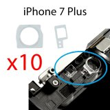 Pack of 10 x Plastic Holder Brackets for iPhone 7 Plus Camera and Proximity Light Sensor