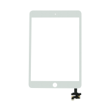 For iPad Mini 3 (A1599, A1600) - Replacement Touch Screen Digitizer in White