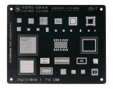 For iPad 2 / 3 / 4, Mini 1 - Mijing BGA Reballing Stencil (IPH-7)
