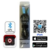 Car Charging Cable That Tells You Where You Parked Your Car - For Android