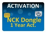 NCK Dongle 1 Year Activation