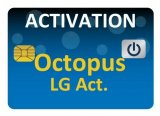 Octopus LG Activation For Octopus Box