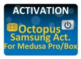Octopus Samsung Activation for Medusa Pro / Medusa Box