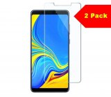 For Huawei P Smart 2018 - Twin Pack of 2 X Tempered Glass Screen Protectors