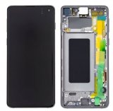 Samsung Galaxy S10 G973F LCD Screen in Prism Black