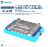 Sunshine T12A-XF Fast Screen Frame Removal Tool For iPhone X-Xr-Xs-Xs Max LCD Recycling