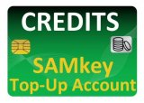 TopUp Existing Samkey Samsung Unlock Server Account