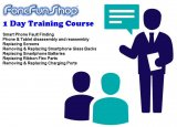 1 Day Training Course For iPhone, iPad, Samsung and Charging Port Repairs