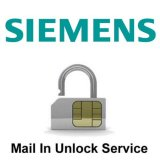 Siemens Network Unlock Service (mail-in service)