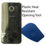 Plastic Heat Resistant Opening Tool For iPhone Samsung Glass Backs