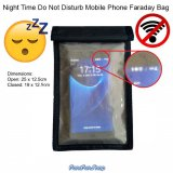 Night Time Do Not Disturb Mobile Phone Faraday Bag