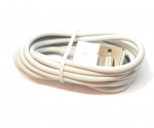 14 Day Pre-Owned - Genuine Apple 1m Lightning USB Cable for iPhone