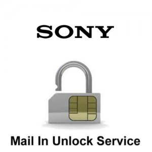 Sony Network Unlock Service (mail-in service)