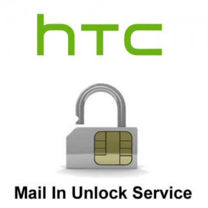 HTC Network Unlock Service (mail-in service)