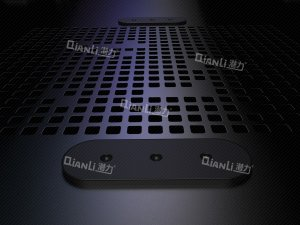FULL PACKAGE of 16 X QianLi ToolPlus 3D iBlack Stencils For iPhone Chip Reballing