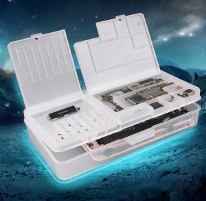 Storage Box For Ongoing Disassembled Phone Repair