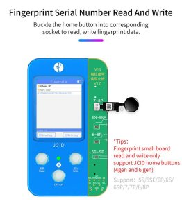 JC ID V1S Smart Phone Part ID Read Write Repair Programmer