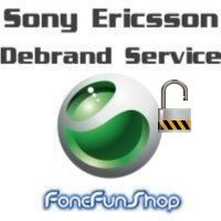 Sonyericsson Debrand & Unlock by post Service