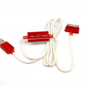 USB Cable For Samsung Galaxy Tab With Data / Charge Switch