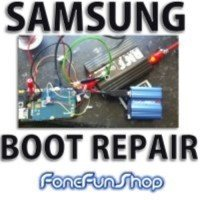 Samsung Boot and Software Repair Service (mail in repair service)