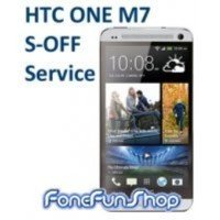 HTC One M7 S-OFF Mail In Service (Permanent Root HTC Allow Custom Roms)
