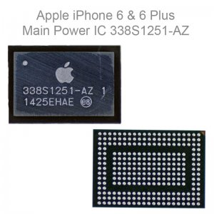 Replacement Main Power IC Chip 338S1251-AZ for Apple iPhone 6 & 6 Plus