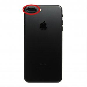 premium selection e6f6b 32ecc iPhone 7 Plus Rear Camera Glass Lens Repair Service