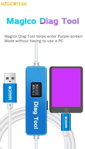 Magico Diag Tool - DFU Purple Mode Without PC