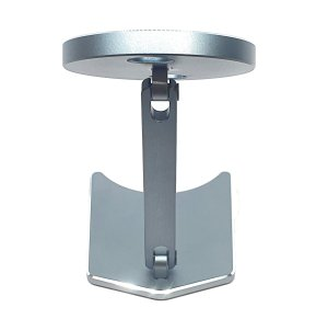Deluxe Aluminium Folding Desk Stand Holder For Magsafe Charger