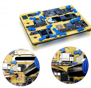 Mechanic MRX Logicboard CPU NAND Repair PCB Holder For iPhone X,XS,XS Max,XR & A11/A12