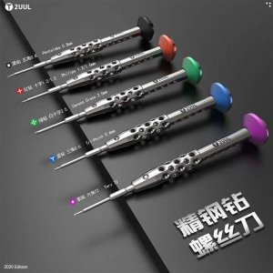 2UUL SCROO Professional 5 Piece Screwdriver Set For Phone Repair