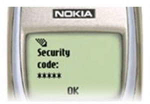 Nokia Security code removal by post Service
