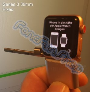 Apple Watch Firmware Flash Repair Service & Software Fix